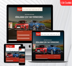 Rent A Car Web Paketi Extreme v3.5