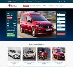 Rent A Car Web Paketi Simple v 2.5