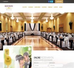 Düğün Salonu Web Paketi Hal OFM0216