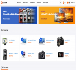 TemaTurk E-commerce Max